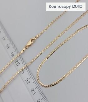 Ланцюжок медичне золото  Xuping 55см 120110 фото