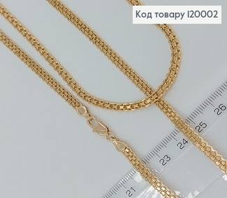 Ланцюжок медсплав Xuping 60см 120002 фото