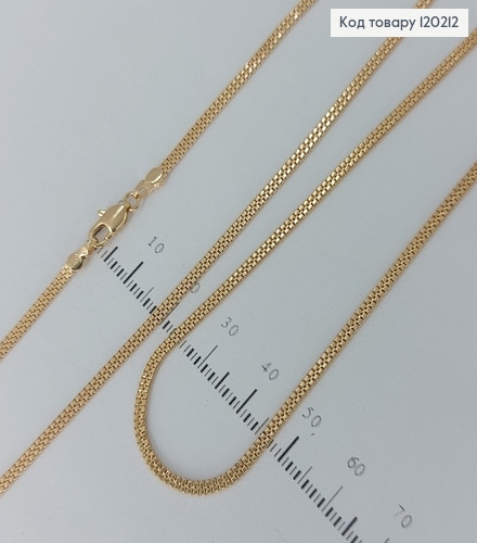 Ланцюжок  медичне золото Xuping 50см 120212 фото