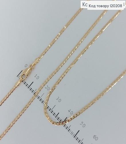 Ланцюжок  медичне золото Xuping 45см 120208 фото