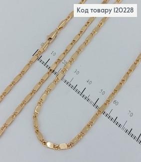 Ланцюжок  медичне золото Xuping 60см 120228 фото