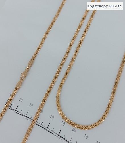 Ланцюжок  медичне золото Xuping 50см 120202 фото