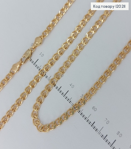 Ланцюжок  медичне золото Xuping 50см 120211 фото