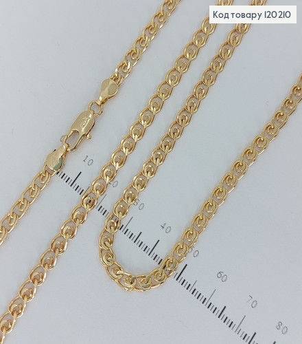 Ланцюжок медичне золото  Xuping 60см 120210 фото