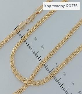 Ланцюжок 50см медичне золото 18К  Xuping 120276 фото