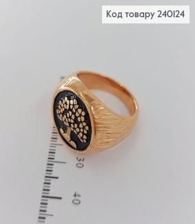 Перстень   медичне золото Stainless Steel 240124 фото